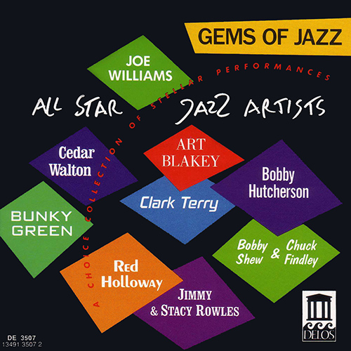GEMS OF JAZZ - All-Star Jazz Artists