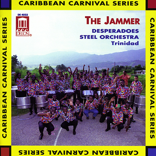 TRINIDAD Desperados Steel Band: The Jammer