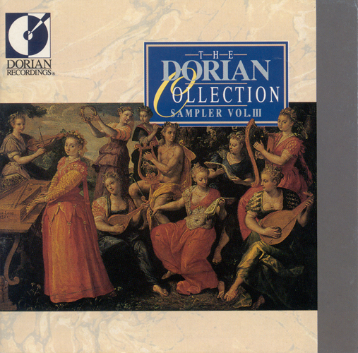 Dorian Sampler, Vol. 3