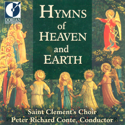 Choral Concert: Saint Clement's Choir - HOWELLS, H. / BAX, A. / HORSLEY, W. / HARRIS, W.H. / STANFORD, C.V. / FERGUSON, W. (Hymns of Heaven and Earth)