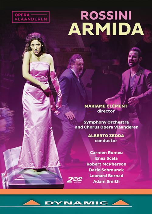 ROSSINI, G.: Armida [Opera] (Opera Vlaanderen, 2015) (NTSC)