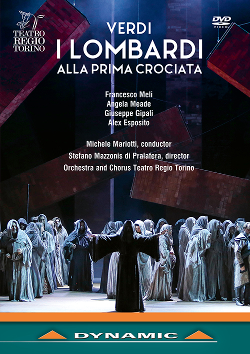 VERDI, G.: Lombardi alla prima crociata (I) [Opera] (Teatro Regio Torino, 2018) (NTSC)