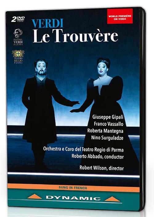 VERDI, G.: Trovatore (Il) [Opera] (Sung in French) (Teatro Regio di Parma, 2018) (NTSC)
