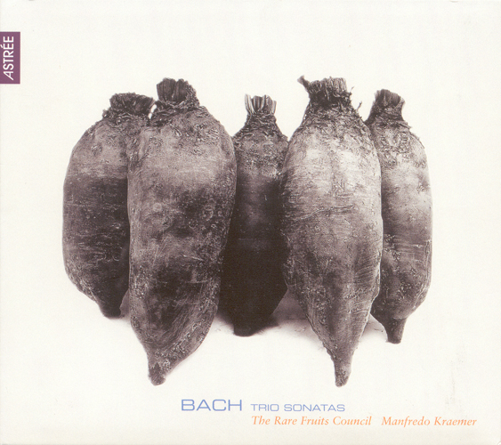 BACH, J.S.: Trio Sonatas - BWV 527, 530, 1029, 1030 (The Rare Fruits Council)