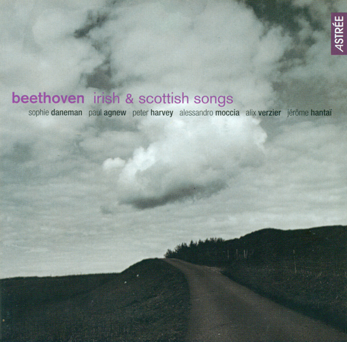 BEETHOVEN, L. van: Vocal Music (Irish and Scottish Songs) (Daneman)