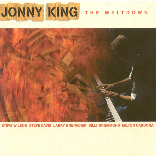 KING, Jonny: Melt Down (The)