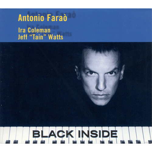 FARAO, Antonio: Black Inside