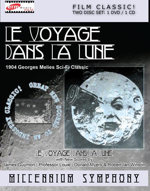 WINSTIN, R.I. / HURWITZ, A.L. / SPINOSA, M. / GUYMON, J. / MYERS, D.: Voyage dans la lune (Le) (Millennium Symphony)