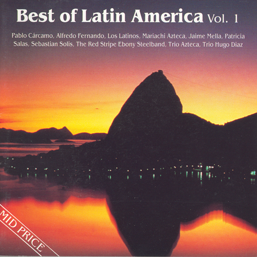 LATIN AMERICA Best of Latin America, Vol. 1