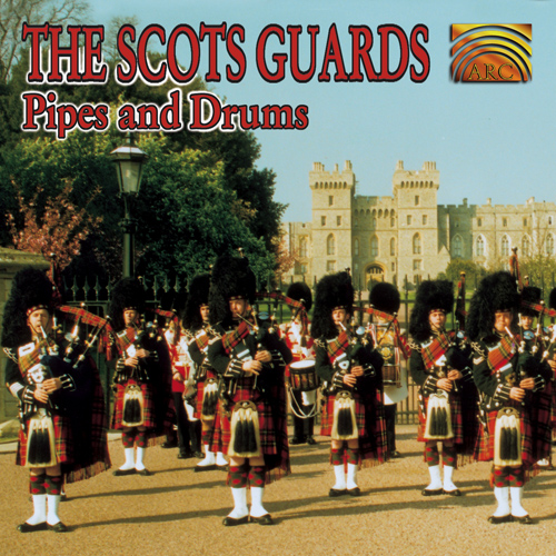 SCOTLAND Scots Guards: Pipes and Drums