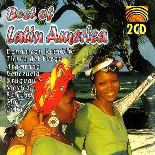 LATIN AMERICA Best of Latin America (The)
