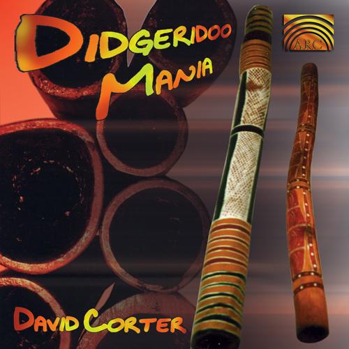 AUSTRALIA David Corter: Didgeridoo-Mania