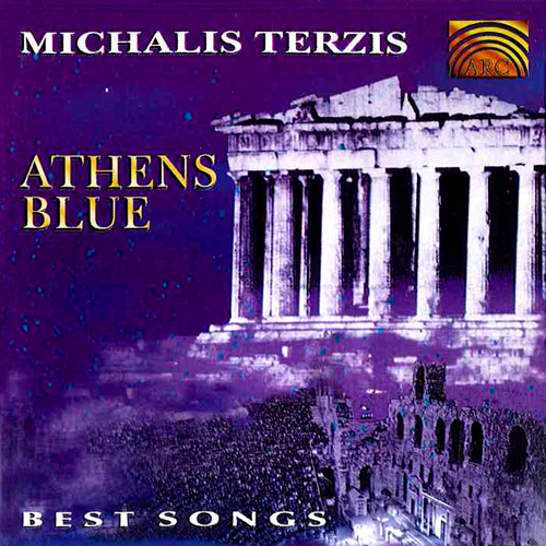 GREECE Michalis Terzis: Athens Blue