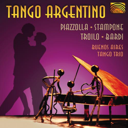 ARGENTINA Buenos Aires Tango Trio: Tango Argentino