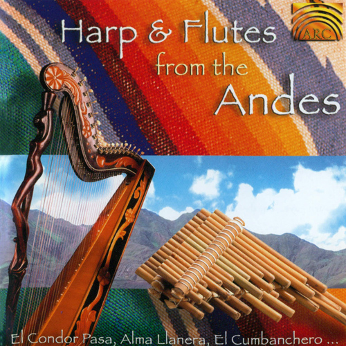 ANDEAN Harps and Flutes from the Andes