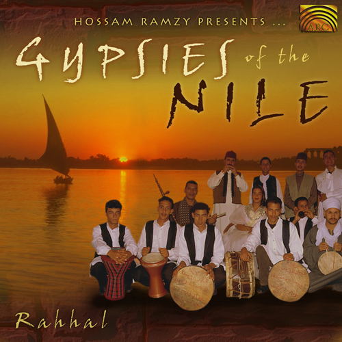 EGYPT Hossam Ramzy Presents Gypsies of the Nile