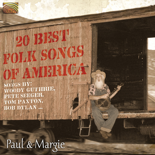 UNITED STATES OF AMERICA 20 Best Folk Songs of America
