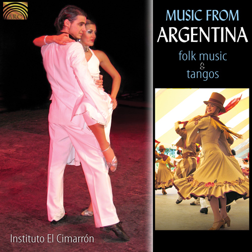 ARGENTINA Instituto El Cimarron: Folk Music and Tangos