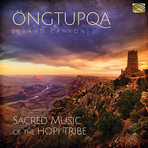 UNITED STATES OF AMERICA Matthew Nelson / Clark Tenakhongva / Gary Stroutsos: Öngtupqa - Sacred Music of the Hopi Tribe