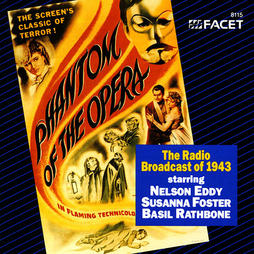 JACOBY, H.: Phantom of the Opera (The) - The Radio Broadcast of 1943
