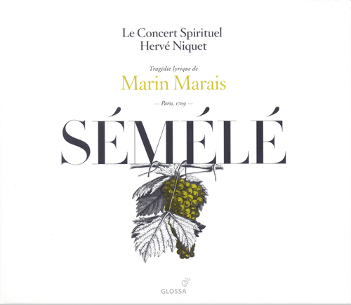 MARAIS, M.: Semele [Opera]
