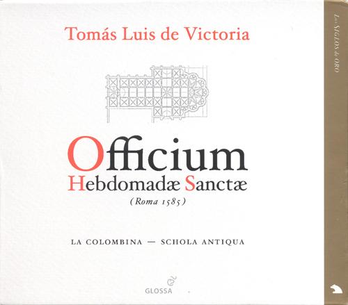 VICTORIA, T.L.: Choral Music (Schola Antiqua, La Colombina, Asensio)