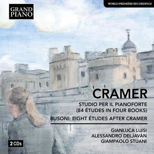 CRAMER, J.B.: Studio per il pianoforte / BUSONI, F.: 8 Etudes after Cramer
