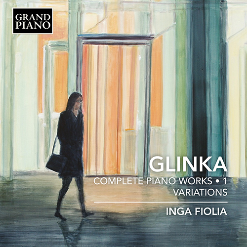 GLINKA, M.I.: Piano Works (Complete), Vol. 1 - Variations