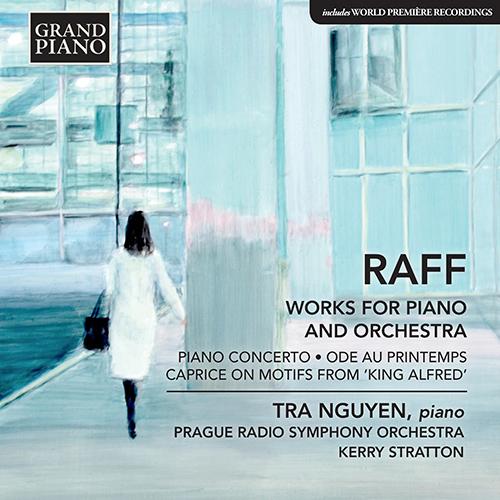 RAFF, J.: Piano and Orchestra Works - Piano Concerto / Ode au Printemps