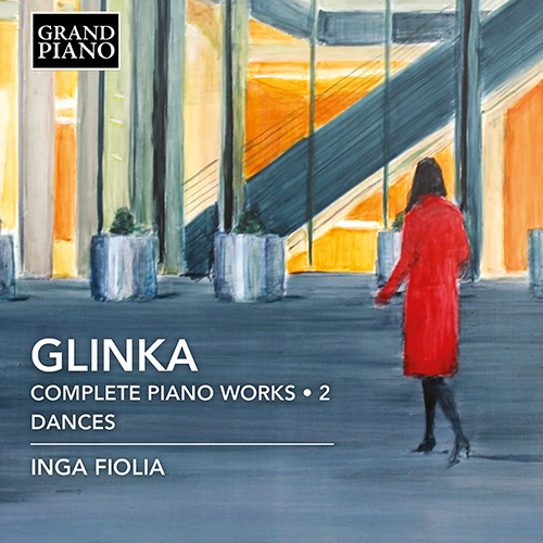 GLINKA, M.I.: Piano Works (Complete), Vol. 2 - Dances