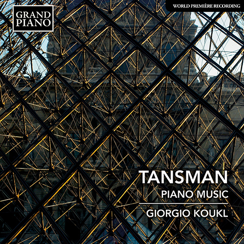TANSMAN, A.: Piano Music - 11 Interludes / Visit to Israel / Caprices / 4 Piano Moods