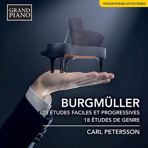 BURGMÜLLER, J.F.F.: 25 Études faciles et progressives, Op. 100 / 18 Études de genre, Op. 109