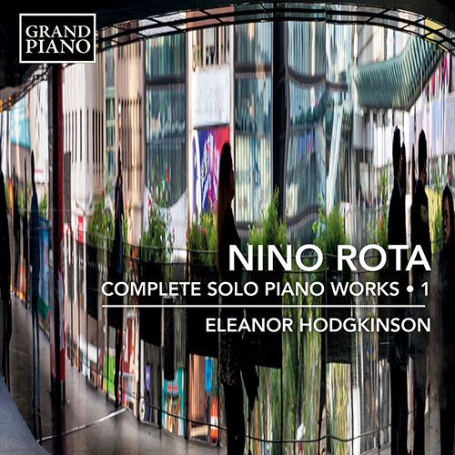 ROTA, N.: Piano Solo Works (Complete), Vol. 1