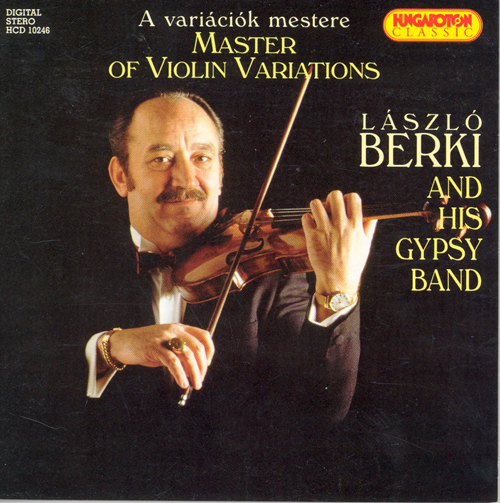 HUNGARY Master of Violin Variations