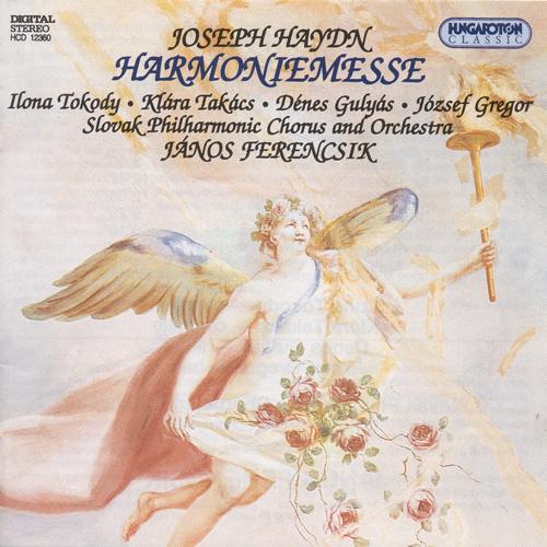 "HAYDN: Mass No. 12, ""Harmoniemesse"""
