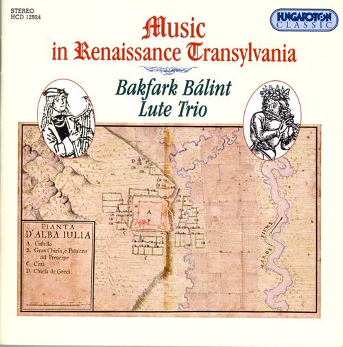MUSIC IN RENAISSANCE TRANSYLVANIA