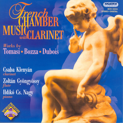 FRENCH CHAMBER MUSIC WITH CLARINET