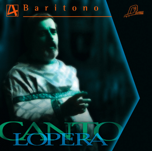 Opera Arias for Baritone, Vol. 4 - VERDI, G. / DONIZETTI, G. / PONCHIELLI, A. / BELLINI, V.  (complete versions and orchestral backing tracks)