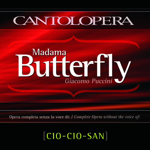 PUCCINI, G.: Madama Butterfly [Opera] (Complete without the voice of Cio-Cio-San)