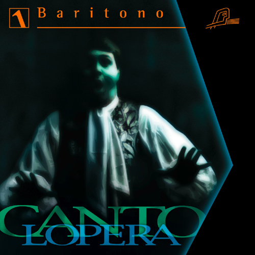 Opera Arias for Baritone, Vol. 1 - BIZET, G. / DONIZETTI, G. / LEONCAVALLO, R. / ROSSINI, G. (complete versions and orchestral backing tracks)