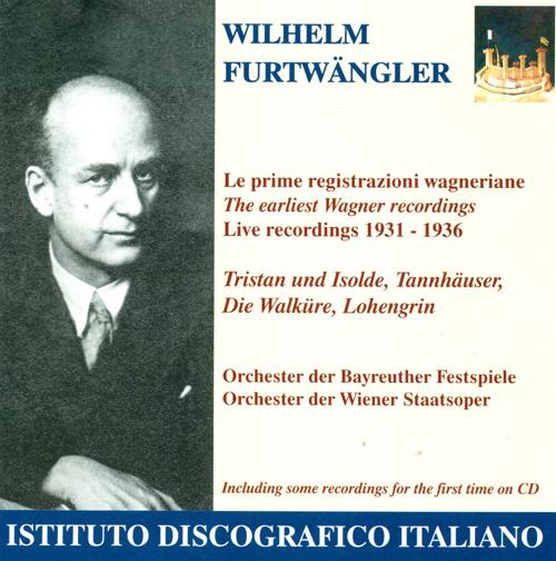 WAGNER, R.: Tristan und Isolde / Tannhauser / Die Walkure (Furtwangler) (1931-1936)