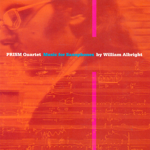 ALBRIGHT, W.: Fanasy Etudes / Saga / Pit Band / Doo-dah / Alto Saxophone Sonata (Reynolds)