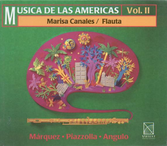 MARQUEZ, A.: Danzon No. 3 / PIAZZOLLA, A.: Histoire du Tango / ANGULO, E.: Los centinelas de Etersa (Music of the Americas, Vol. 2) (Canales)