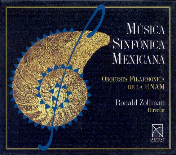 Orchestral Music (Mexican) - REVUELTAS, S. / IBARRA, F. / ORTIZ, G. / ENRIQUEZ, M. (Mexico National Autonomous University Philharmonic, Zollman)