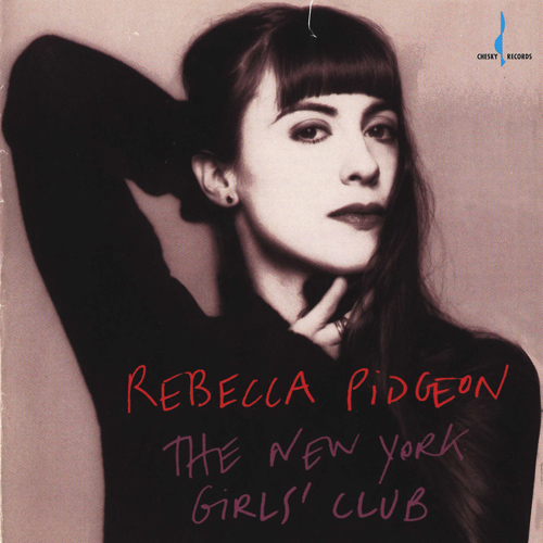 PIDGEON, Rebecca: New York Girls' Club