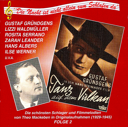 MACKEBEN, T.: Film Music (Burzynski) (1929-1945)