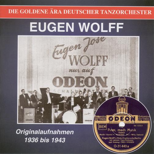 EUGEN WOLFF ORCHESTRA: Peter, macht Musik'