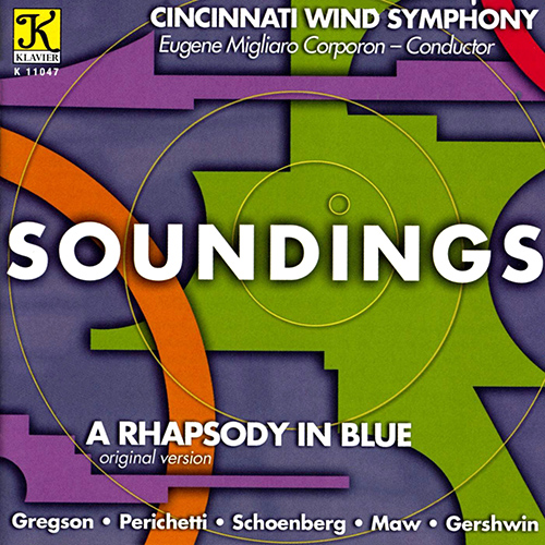 CINCINNATI WIND SYMPHONY: Soundings