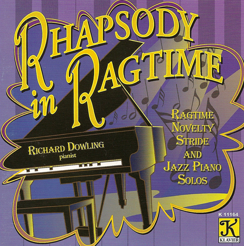 DOWLING, Richard: Rhapsody in Ragtime