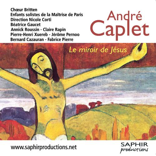 CAPLET, A.: Miroir de Jesus, mysteres du Rosaire (Le) (Corti)